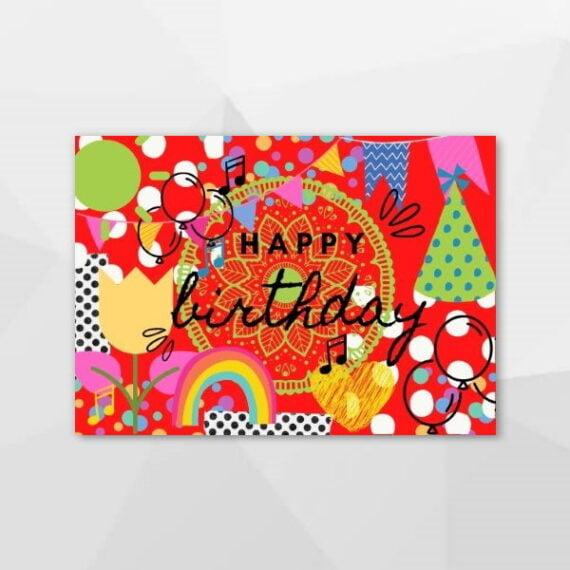 Happy birthdag - Hysterische kaarten bij Echt-wel.nl