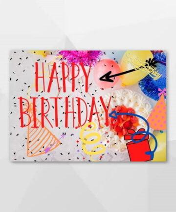 Happy Birthday - Hysterische kaarten bij Echt-wel.nl
