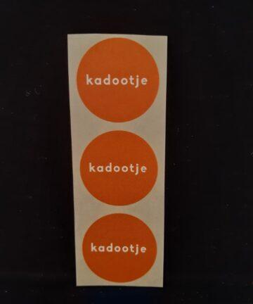 Stickers kadootje - Unieke, leuke en authentieke producten bij Echt-wel.nl