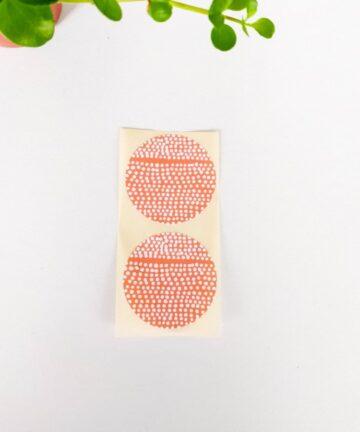 Stickers stippen - Unieke, leuke en authentieke producten bij Echt-wel.nl