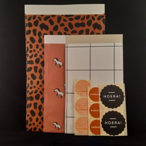 Cadeauzakpakket - Unieke, leuke en authentieke producten bij Echt-wel.nl