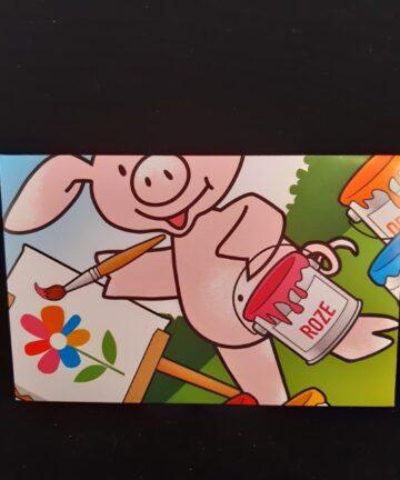 Enveloppe Kinderboek klein - Handgemaakte producten bij Echt-wel.nl
