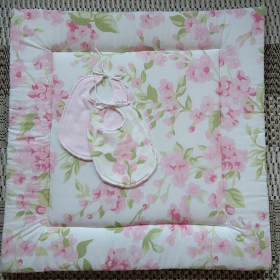 Speelkleed Vierkant roze - Handgemaakte producten bij Echt-wel.nl